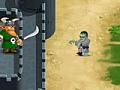 Игра Зомби обороны