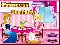 Игра Принцесса чайной церемонии
