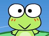 Игра Приодень лягушонка