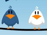 Игра Испугай птичек