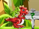 Игра Дуэт динозавров
