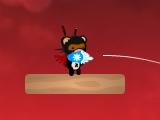 Игра Медведь-ниндзя