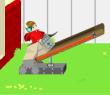 Игра Летающий мальчик