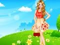 Игра Летние платья