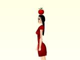 Игра Стрельба по яблоку
