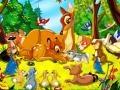 Игра Лесные приключения Бэмби