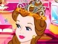 Игра Принцесса Тиара декор