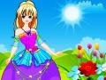 Игра Цветочная принцесса