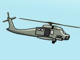 Игра Эвакуационный вертолёт