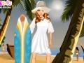 Игра Пляжная девушка