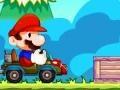 Игра Марио автомобильный побег
