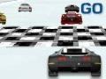 Игра 3D снежные гонки