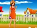 Игра Свежие летние платья