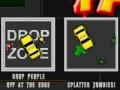 Игра Зомби такси 2