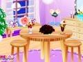 Игра Дизайнер интерьера романтического ужина