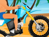 Игра Пляжный ездок