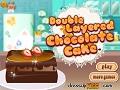 Игра Двухслойный шоколадный торт