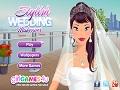 Игра Стильный свадебный макияж