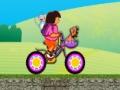 Игра Дора безопасный велосипед