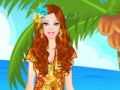 Игра Симпатичная кукла на Гавайях