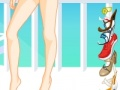 Игра Одеваются девушки на море