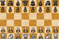 Игра Шахматы с анимацией