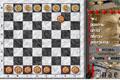Игра Настольные шашки Чапаев