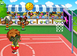 Игра Баскетбольные штрафные