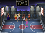 Игра Чемпионат по уличному баскетболу