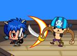 Игра Принц против пиратов