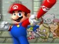 Игра Марио зомби неистовствовать