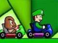 Игра Гоночный турнир Марио