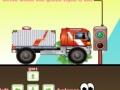 Игра Грузовая пожарная машина