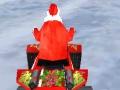 Игра Санта ATV 3D