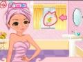 Игра Лина фруктовый макияж