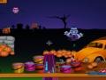 Игра Хэллоуин ночной стрелок