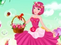 Игра Прекрасная принцесса цветов