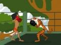 Игра Маугли против Шерхана