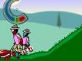 Игра Зомби гольф