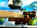 Игра Комната капитана пиратов