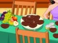 Игра Селена Гомес готовит печенье