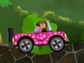 Игра Дора вождение в лесу
