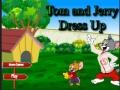 Игра Том и Джерри одеваются
