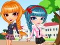 Игра Модный тренд стильная школьная форма