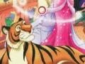 Игра Принцесса Жасмин 10 отличий
