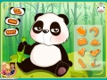 Игра Я люблю панду
