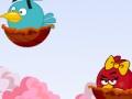 Игра Злые птицы зеркала