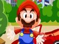 Игра Марио картинг 2