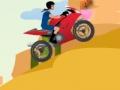 Игра Девочка-мотоциклистка