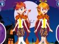 Игра Дьявольские близнецы Хэллоуина
